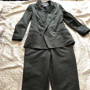 Nasty Gal blazer and jumpsuit set